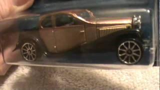 1932 Bugatti type 50- 2005 collector # 158