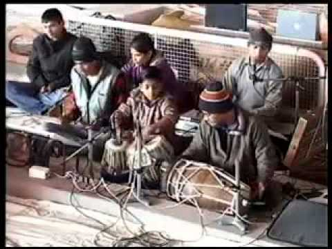 Dera Sacha Sauda  Khushiya Manayie Aa Gye Daatar Ajj.flv video