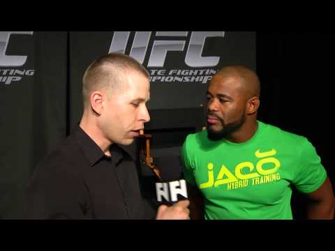 UFC 161 Rashad Evans We Are Going to Trade