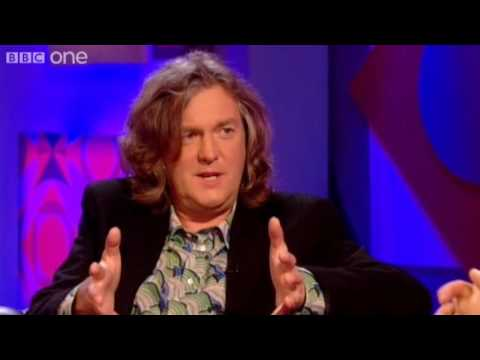 James May slept with Jeremy Clarkson in a tent - Friday Night with Jonathan Ross - BBC One