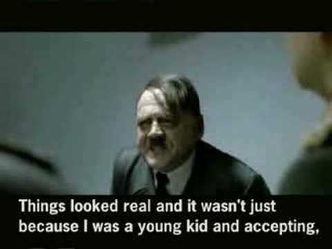 Hitler dislikes the Phantom Menace