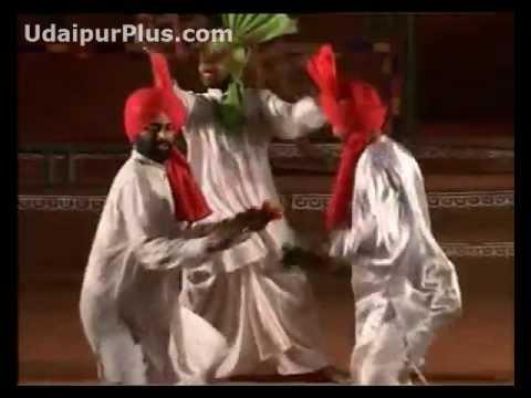 Malwai Giddha Folk Dance Punjab