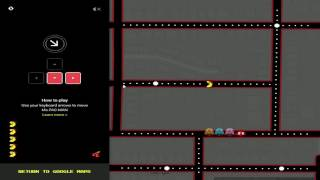 Play Ms. Pacman now on real city streets with Google Maps