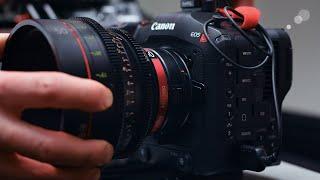 A Deep Dive into the Canon C70