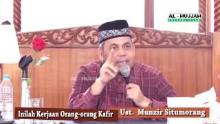 Perbedaan Demokrasi dan Hukum Islam -  Ust Munzir Situmorang