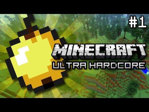 Minecraft: Mindcrack Ultra Hardcore Season 17 Ep. 1 Humble Beginnings