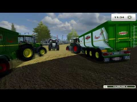 FARMING SIMULATOR 2013 NEW TEST 38 MODS CARRI RANDAZZO DOMEX 700 BY AgoModding