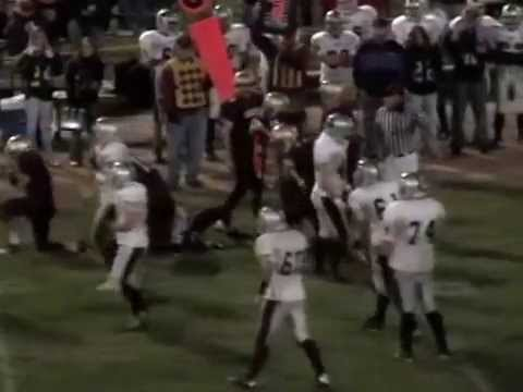 De Soto, WI 2008 Football Highlights Part 1