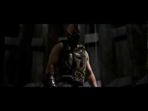 The Dark Knight Rises - Batman VS Bane Full Fight