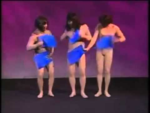 Naked Dance video