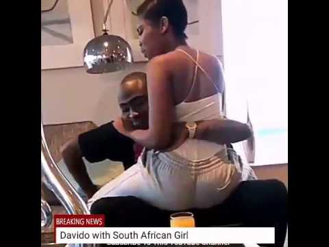 Davido enjoys south African girl thumbnail