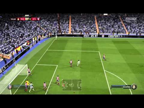 Fifa 15 derby Real Madrid Atletico Madrid