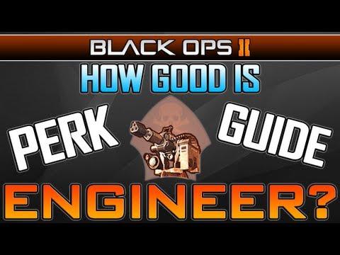 Black Ops 2: How Good is Engineer? Perk Guide! (BO2 Multiplayer Gameplay)