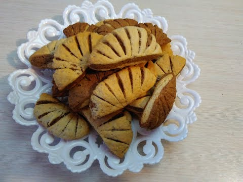 Очень простой печенье Very simple biscuits