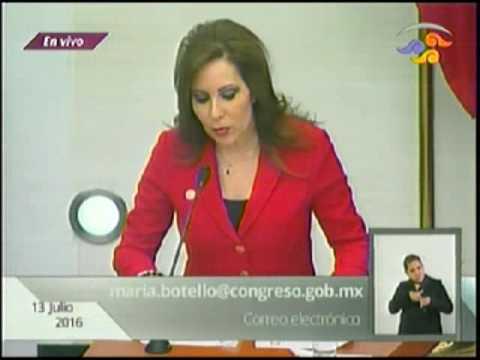 Dip. Bárbara Botello (PRI) - Exhorto a la SEGOB, al IFT y al Sistema Público de Radiofusión