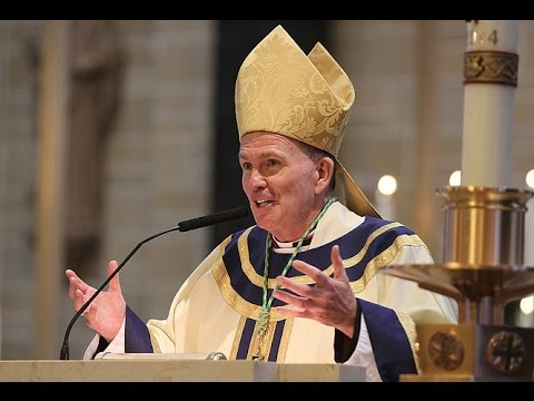 Bishop David M. O'Connell of the Trenton Diocese Endorse WFJS Catholic Radio. Visit our website: http://www.domesticchurchmedia.org Follow us on Facebook: http://www.facebook.com/domesticchurchmed...