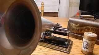 Thomas Edison's Electric Light Bulb Band Video - Lights Out   Edison 9177