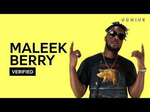 download lagu Maleek Berry Been Calling   & Meaning  gratis