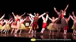 Phil. Ballet Theatre - Coppelia (Mazurka)