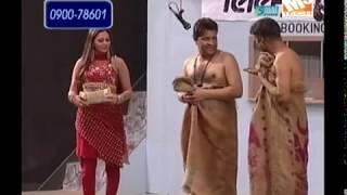 Umer Sharif And Saleem Afridi - Yeh To House Full Hogaya_clip10 - Pakistani Comedy Stage Show