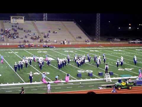 Goddard High School Big Blue Crew Band - Dr. Jekyll and Mr. Hyde Supernova