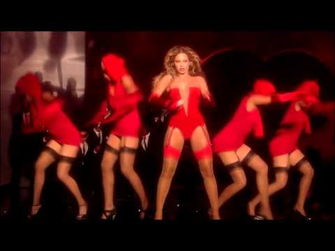 Beyoncé - Sweet Dreams Live MTV EMA 2009