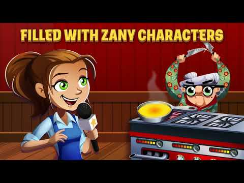 COOKING DASH APK Cover