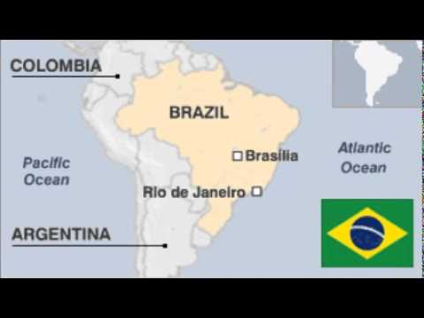 Brazil's economy enters recession