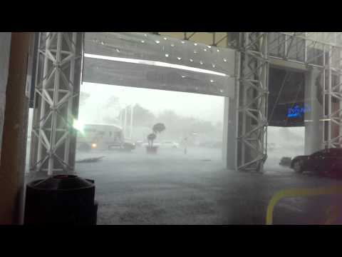 Severe Thunderstorm + Power Outage - Miami, FL - 7/15/...