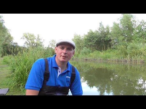 Jak łowić Wagglerem - Praktyka Część 1