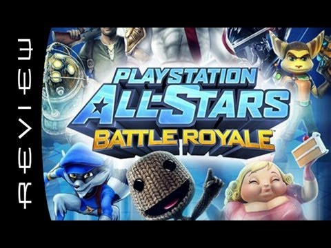 PlayStation All-Stars Battle Royale Review (PS3/Vita)