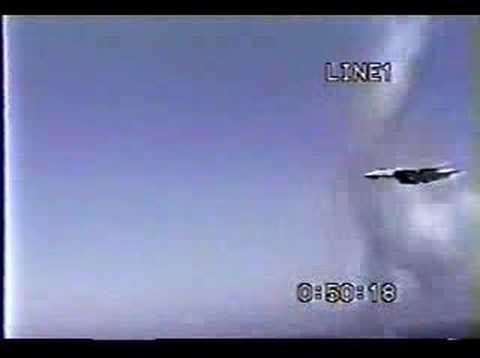 Aviao militar supersonico