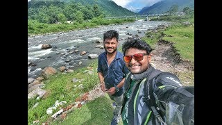 SILIGURI TO DUDHIA - Exploring Mountains with Drone ft Xtreme Moto Adventure