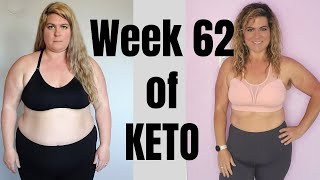 Week 62 Keto Journey │Alternate Day Fasting Week 3 │Finding the Balance for Weight Loss │Keto Rewind