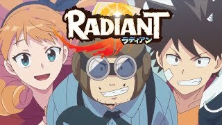 RADIANT - Official Opening