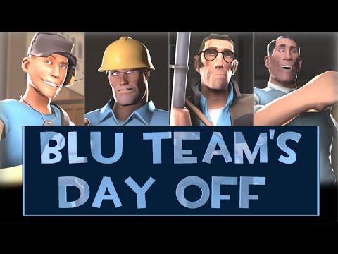 Blu Team's Day Off [Comedy- Saxxy Awards 2015]
