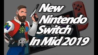 New Switch Model Coming Mid 2019