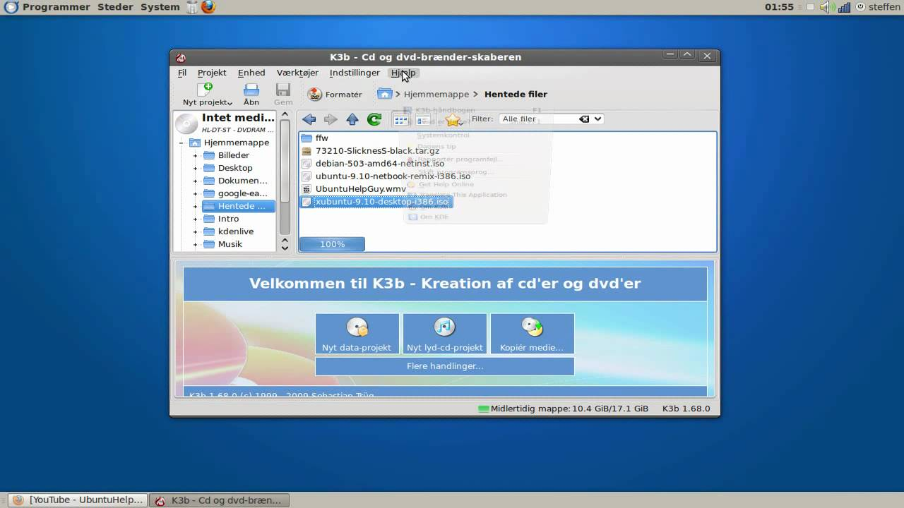 iso recorder windows 7
