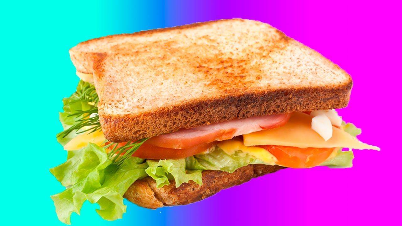 Сэндвич простой рецепт 107
