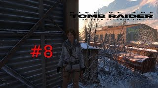 Let´s Play Rise of the Tomb Raider #8-Im Lager des Feindes [German/HD]