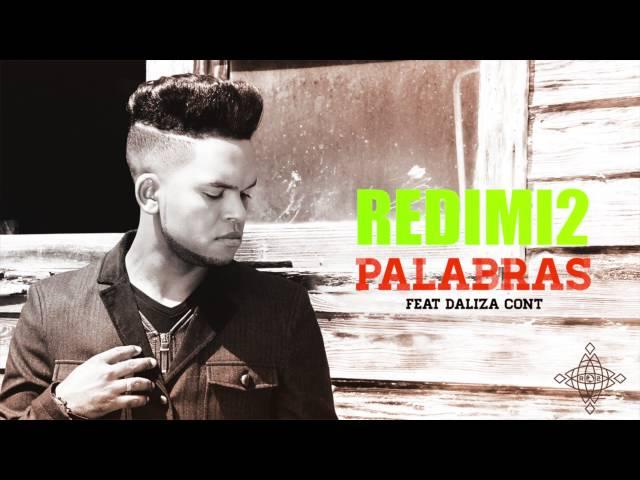 PALABRAS feat. DALIZA CONT (Audio) @realredimi2 @dalizacont