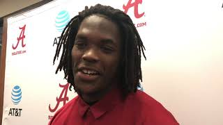 Alabama WR will make you laugh