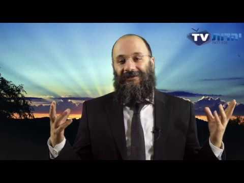יהדות טיוי  - TV - טבעי לדעת -פרשת תצווה- הרב שי עמר