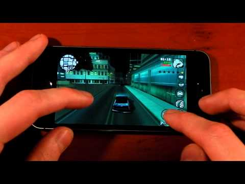 iPhone 5S - GTA: San Andreas - Review