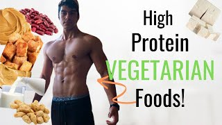 Top 5 Cheapest HIGH PROTEIN Foods for STUDENTS