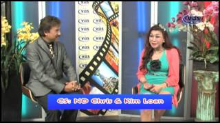 Nữ Danh Ca Kim loan 1  - ND Chris show VBS TV -part1