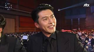 Hyun Bin - 55th Baeksang Awards 01.05.2019