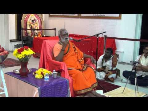 Courtallam Swamiji NJ SaiMandir 101714 02 Pravachanam 01 of 03