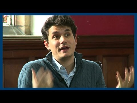 John Mayer | Life In Music | Oxford Union
