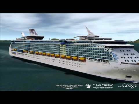 Liberty Of The Seas Virtual Ship Tour  How To Save Money